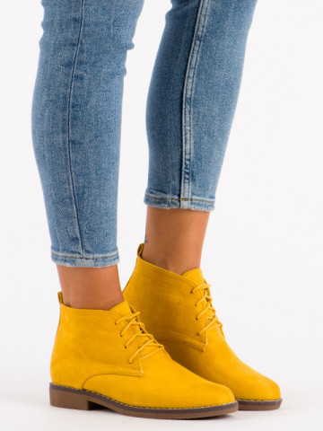 Ghete cod OD0148 Yellow