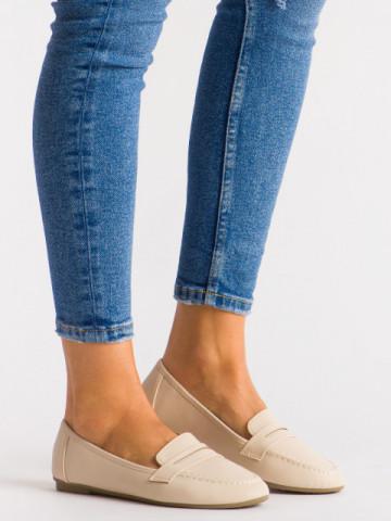 Pantofi casual cod 98-29 Beige