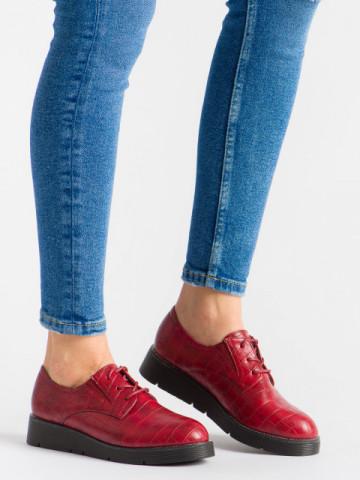 Pantofi casual cod EK0090 Red