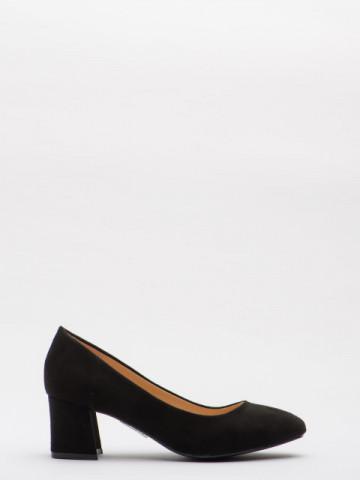 Pantofi cu toc cod 3132 Black