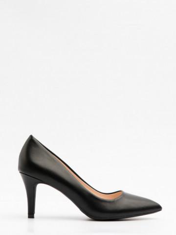 Pantofi cu toc cod L507 Black