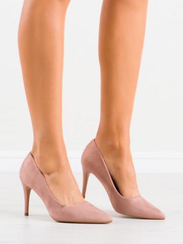 Pantofi cu toc cod ND113-12