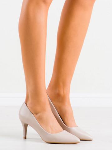 Pantofi cu toc cod ND117-3