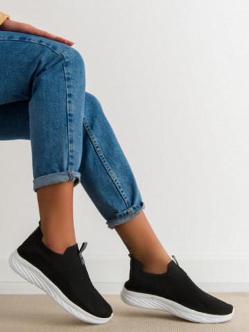 Pantofi sport cod 0128-1 Black