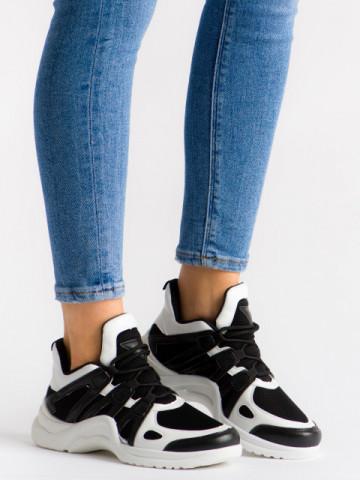 Pantofi sport cod 1016 Black
