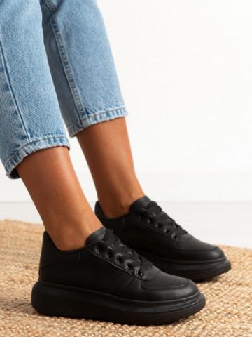 Pantofi sport cod 20C12 Black