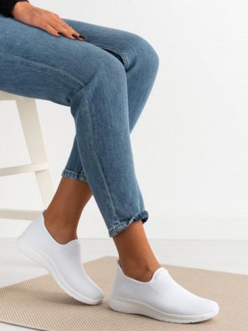 Pantofi sport cod 7079 White