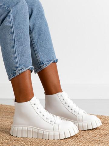Pantofi sport cod ABC328 White