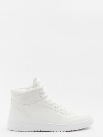 Pantofi sport cod AJ118 White