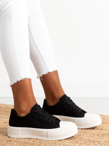 Pantofi sport cod B21-45 Black