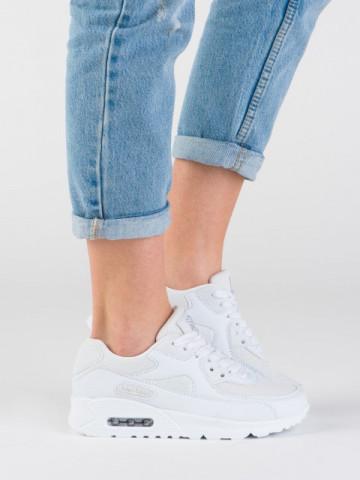 Pantofi sport cod B726-41 White