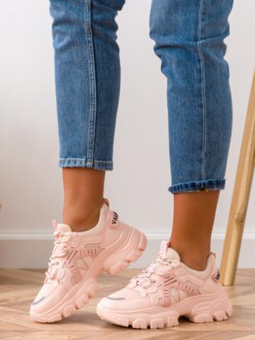 Pantofi sport cod BK05 Pink