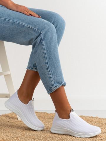 Pantofi sport cod BO681 White