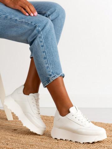 Pantofi sport cod C53 White