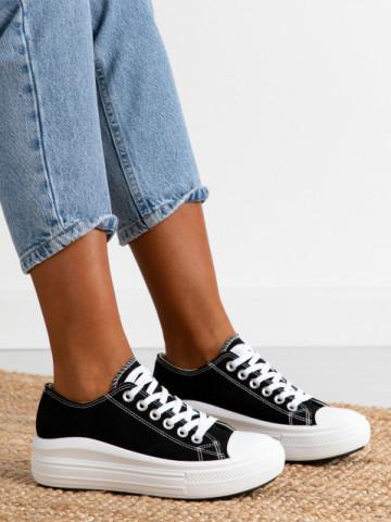 Pantofi sport cod D003 Black