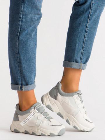Pantofi sport cod D15 Grey