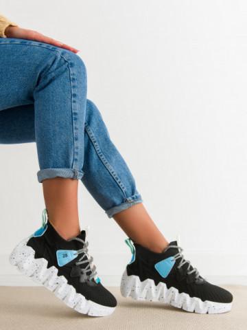 Pantofi sport cod DH28 Black