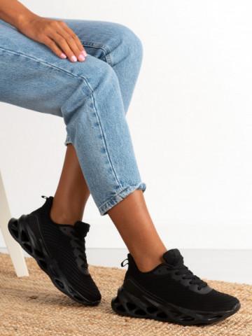 Pantofi sport cod DS0567 Black