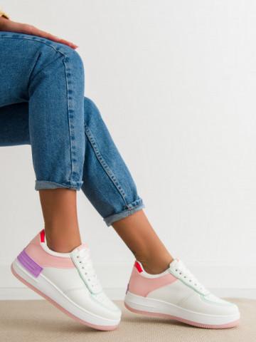 Pantofi sport cod HY626-15 Pink/Purple