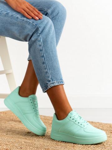 Pantofi sport cod J1859 Green