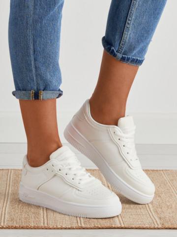 Pantofi sport cod KJ1 White