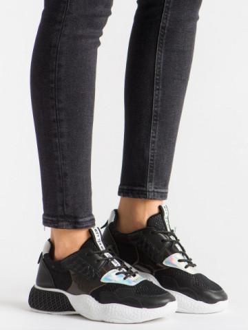 Pantofi sport cod KR-010 Black