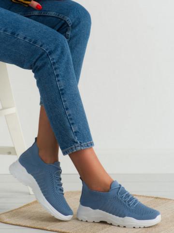 Pantofi sport cod LA171 Blue