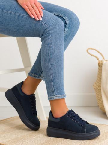Pantofi sport cod MN509 Blue