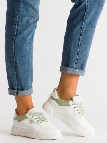 Pantofi sport cod N96 Green