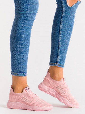 Pantofi sport cod NF11 Pink