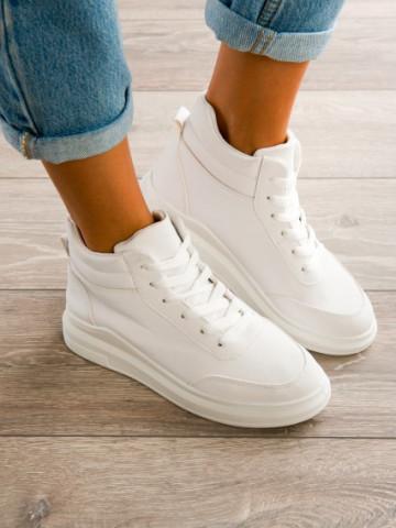 Pantofi sport cod QSN6 White