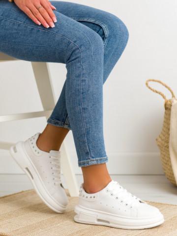 Pantofi sport cod SC36 White