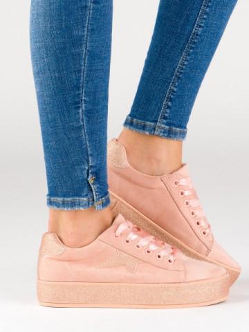 Pantofi sport cod SJ8027-2 Pink