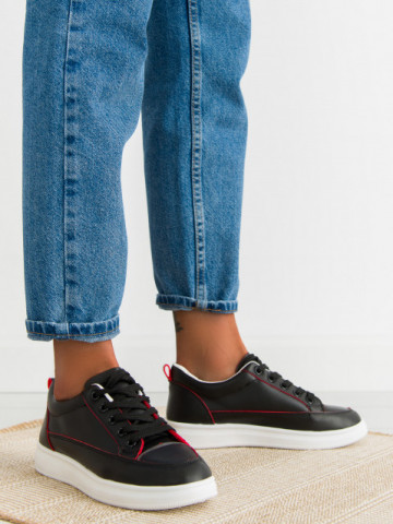 Pantofi sport cod TS512 Black