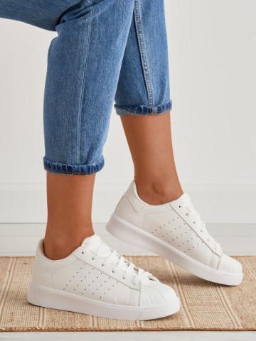 Pantofi sport cod YKQ230 White