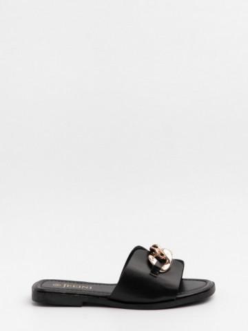 Papuci cod 377 Black
