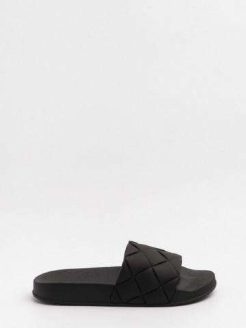Papuci cod H152 Black