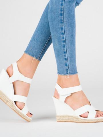 Sandale cod 5H5670-1 White