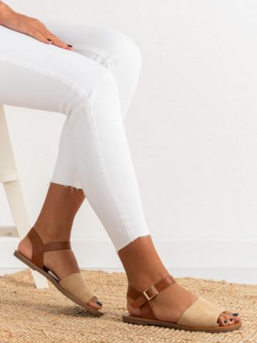 Sandale cod 880-36 Apricot