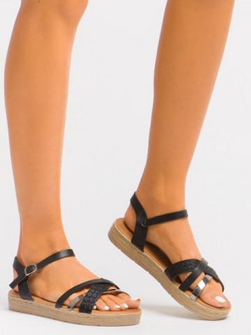 Sandale cod C1070 Black