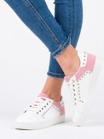 Pantofi sport cod LA09 Pink