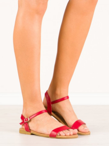 Sandale cod D48 Red