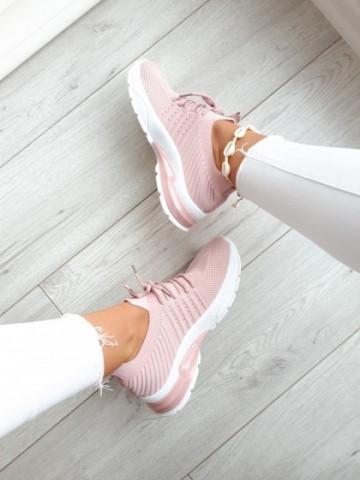 Pantofi sport cod ZH6Y Pink