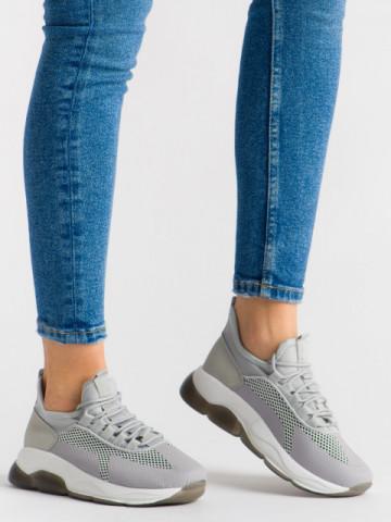 Pantofi sport cod ZK075Y Grigio