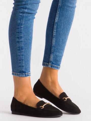 Pantofi casual cod 88-385 Black