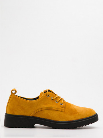 Pantofi casual cod AG09 Yellow