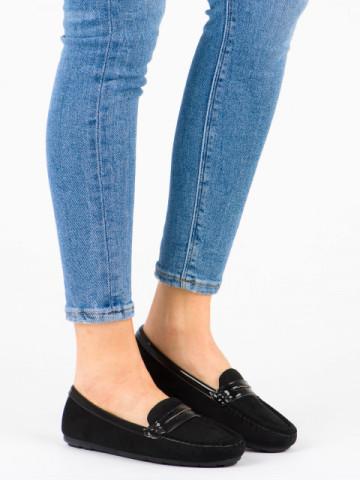 Pantofi casual cod FM2958-3 Black