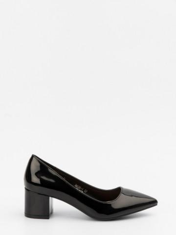 Pantofi cu toc cod 3839-1 Black