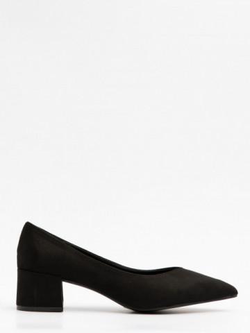 Pantofi cu toc cod JF670 Black