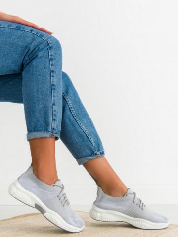 Pantofi sport cod 0105-3 Grey